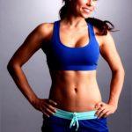 4  Fitness Model Female Natural