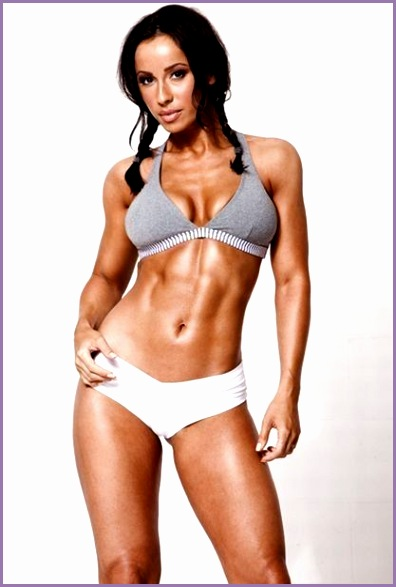 Female Fitness Figure and Bodybuilder petitors Natalia Muntean Fitness Model
