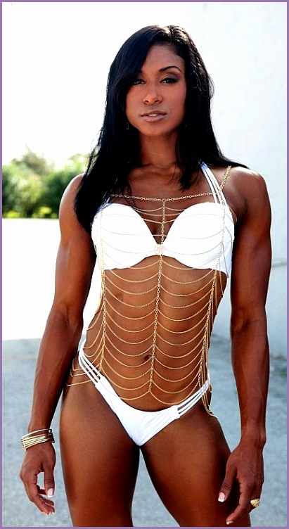 Kamla Macko Female Fitness Model Female Fitness Pinterest