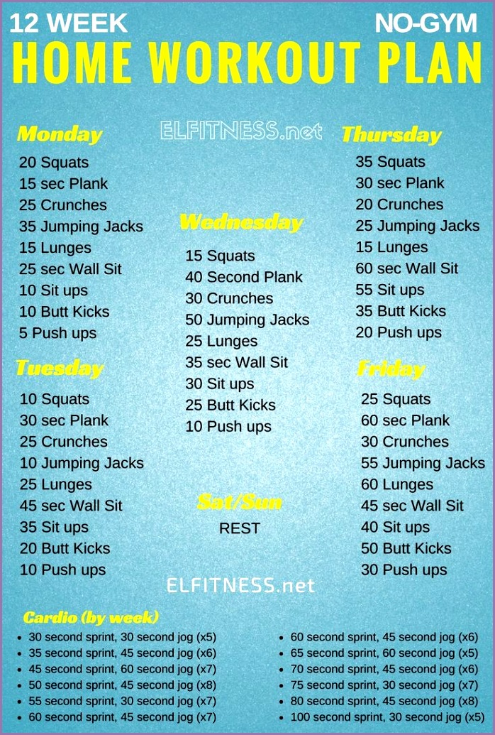 Fitness Plan for Women Ht0mwo Unique Best 25 Women S Workout Plans Ideas On Pinterest