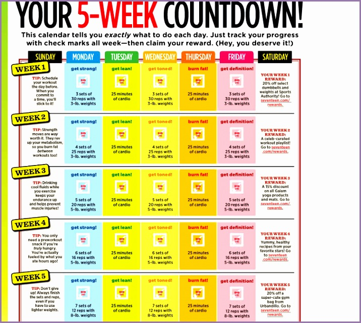 6 Fitness Plan Tumblr