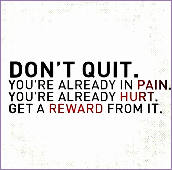 Fitness & Motivation Don t quit motivation fitness quote by