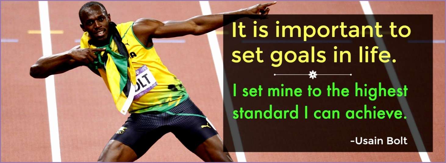 Usain Bolt Olympics Set Big goals