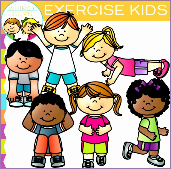 exercise clip art WhimsyClips v=