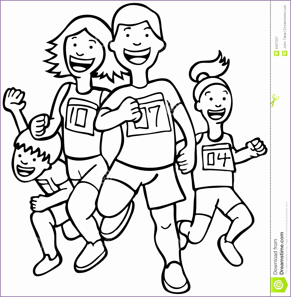 aa2c9ff40fc bc721fa9e44e kids running clipart black and white clipart panda free kids running clipart black and white 1262 1300