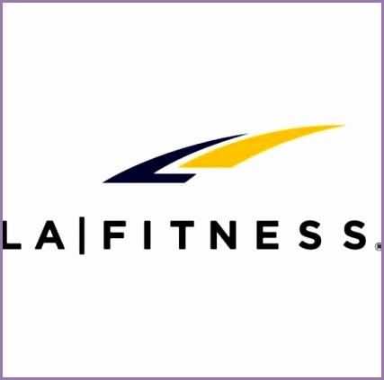 La Fitness Logo Vector