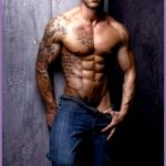 7 Male Fitness Models with Tattoos