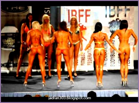 Miss Fitness 2012 Kzygtu New Miss Fitness Model Ibff World Slovenia 2012