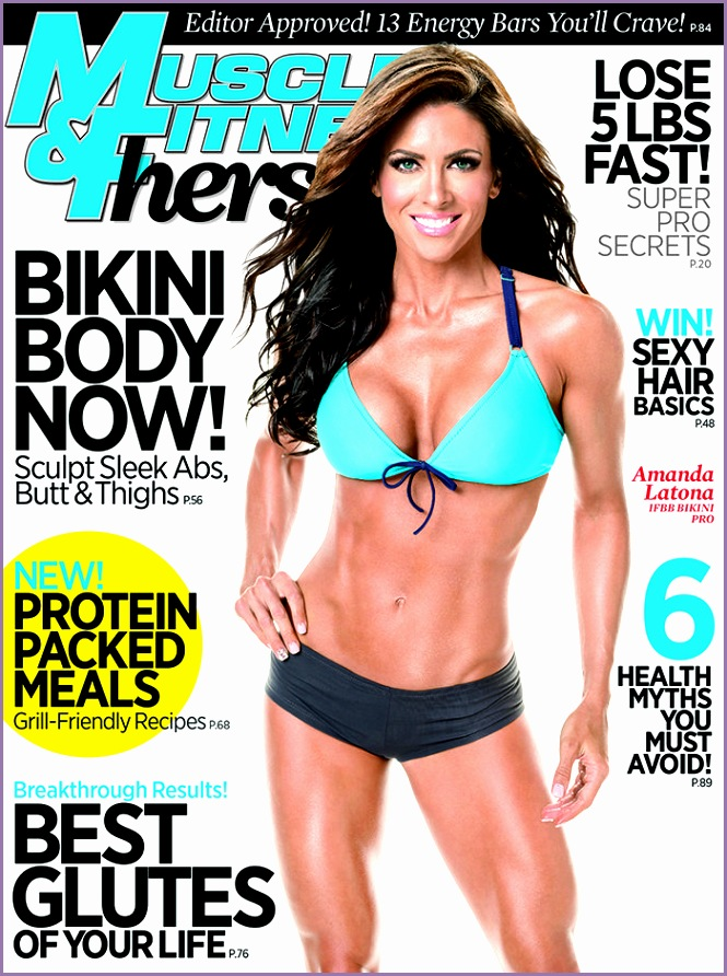 Get your digital copy of Muscle & Fitness Hers Magazine July August 2014 issue on Magzter and enjoy reading it on iPad iPhone Android devices and the