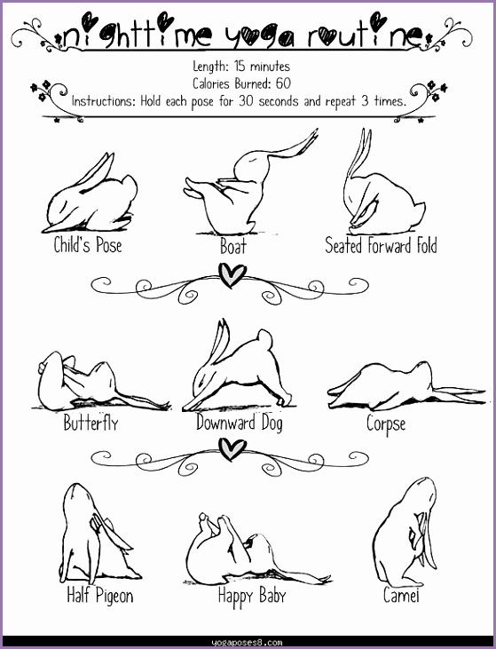 5efa cca2cb1ee6349bda697efdf bunny drawing bedtime stretches
