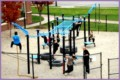 7 Outdoor Fitness Station