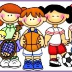 7 Physical Education Clipart for Kids