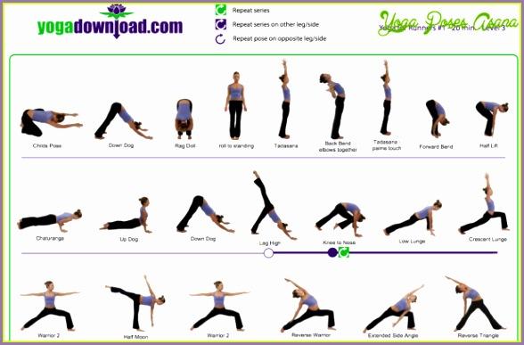 20 best yoga poses