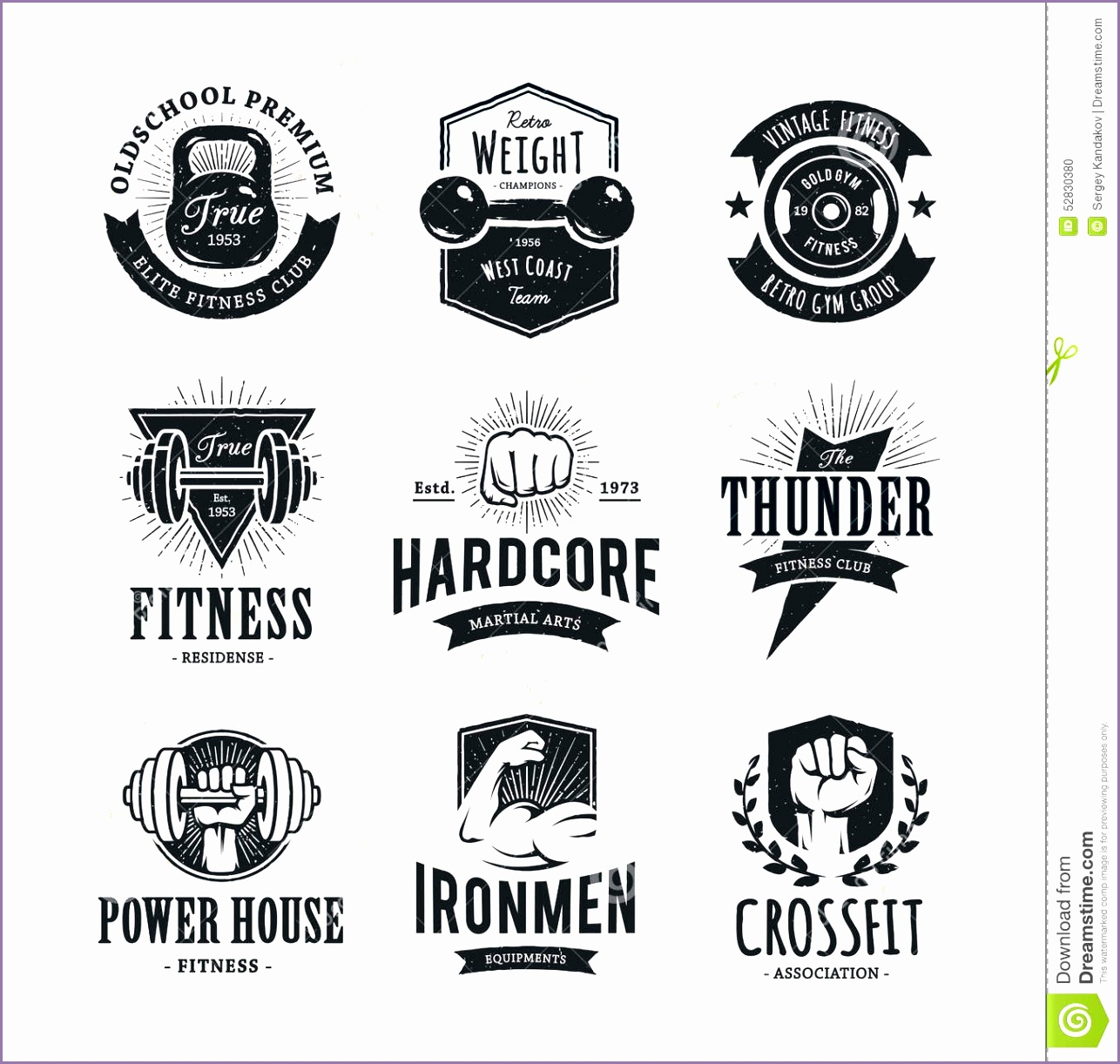 Gym logo · vintage boxing design Google Search