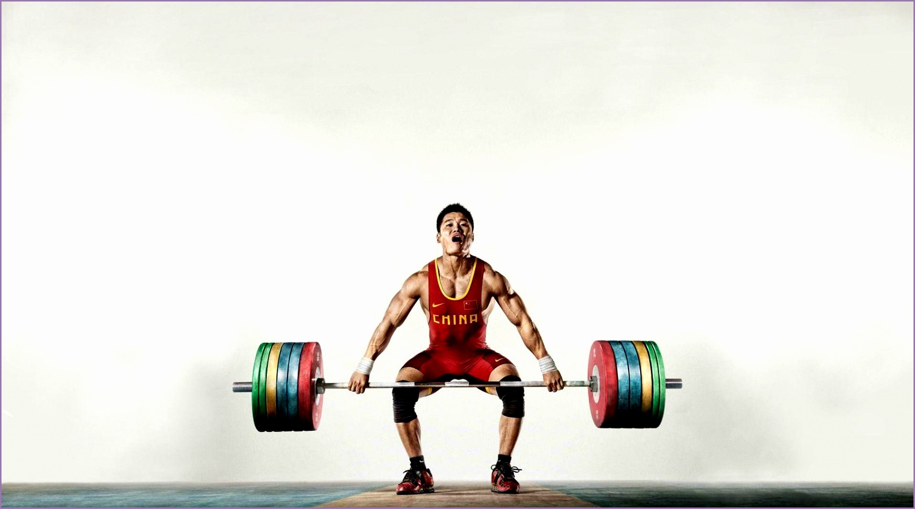 Wallpapers For Olympic Weight Lifting Wallpaper