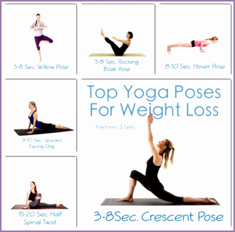 Workout Top Yoga Poses For Weight Loss e