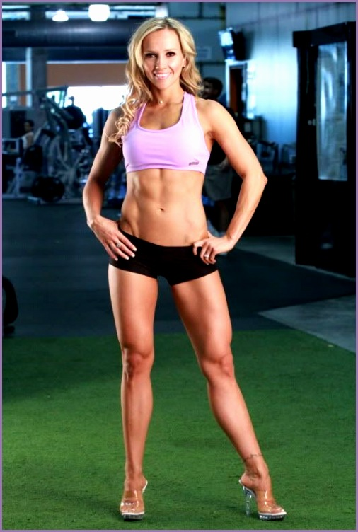 Constructing a Fitness Femme Fatale Roman Fitness Systems