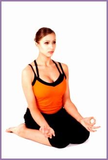 Yoga How To Do Hero Pose 300x350