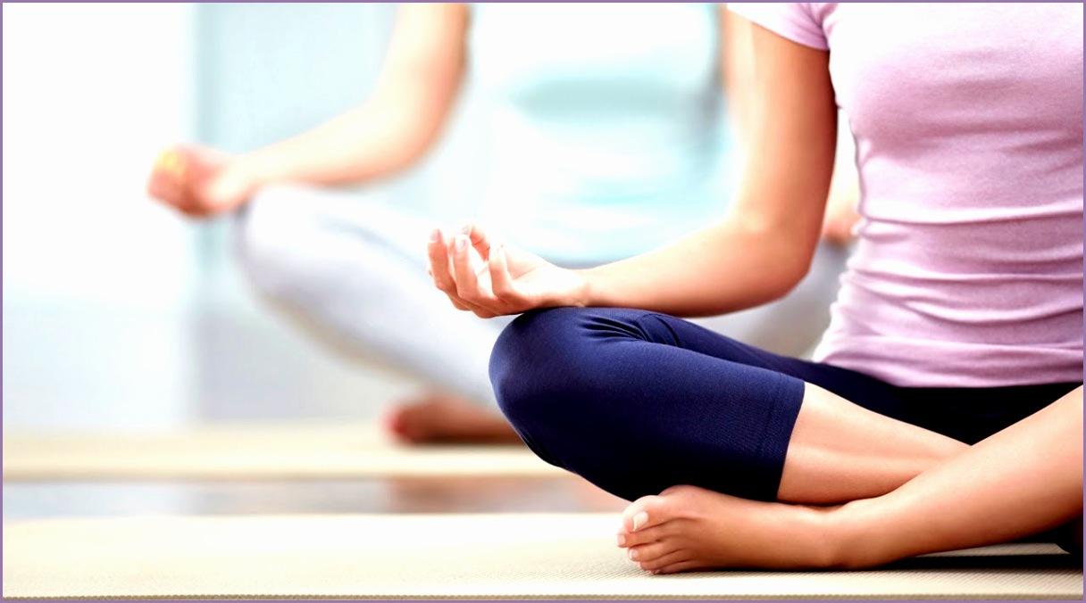 Yoga Mudra Pose