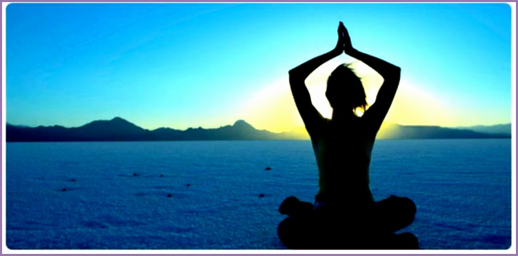 Yoga and similar mind silencing meditation methods go in the opposite direction that the Bible re mends