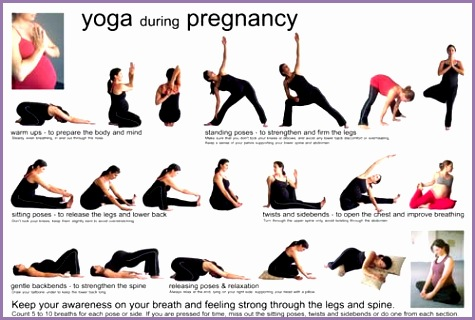 Best Yoga Poses For Pregnancy