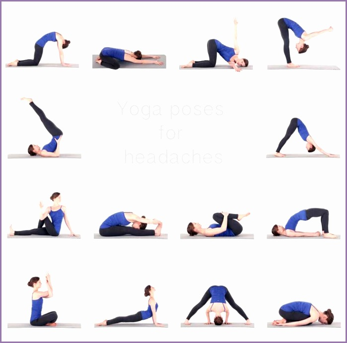 Yoga Poses for Migraine Headaches See more poses and benefits qnaforum