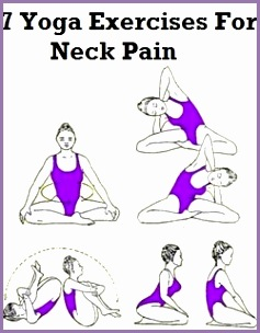 Yoga Exercises for Neck Pain Here are some yoga poses that will relieve you from
