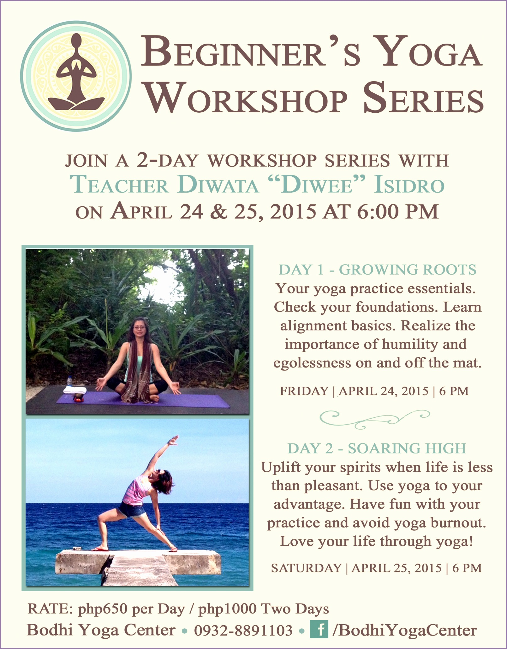 Bodhi Yoga 1