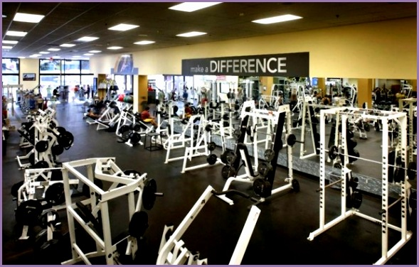 Are you already hitting the weight room 24 Hour Fitness
