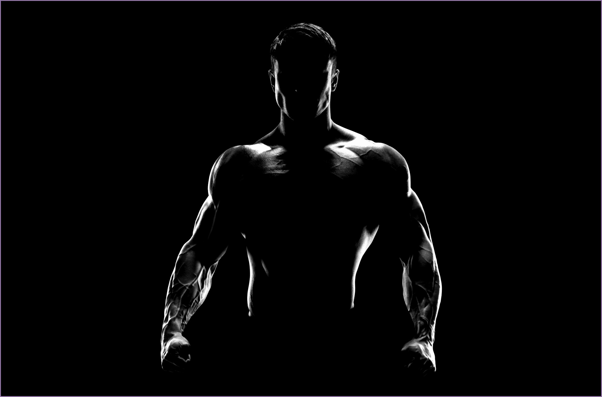 Fitness Man Body