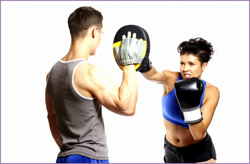 Mitts Class Jake Champion Boxing & Fitness Rockville Maryland