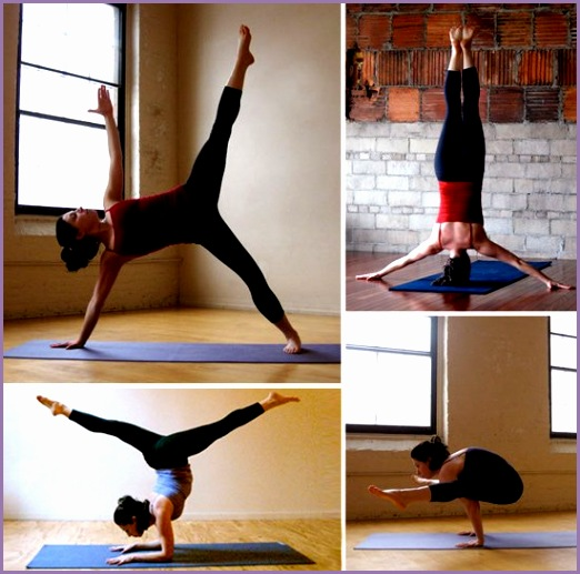Fun and Challenging Yoga Poses For Your Bucket List