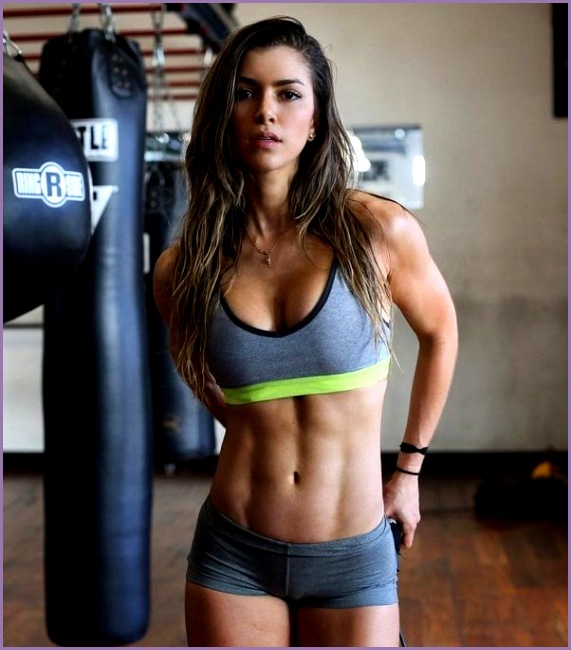 My Choice goes to Anllela Sagra She is just perfect…