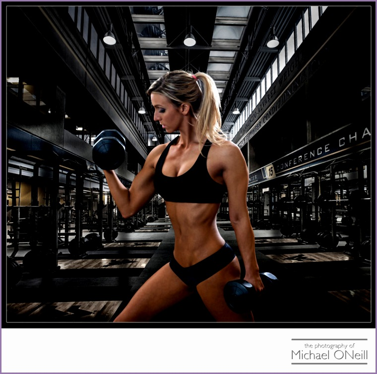 Long Island New York NYC Athlete Female Fitness grapher