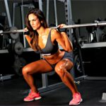 6 Female Fitness Squats