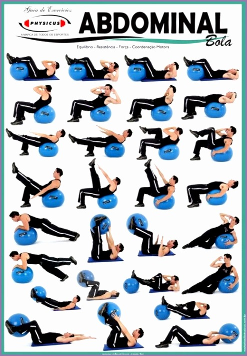 Stability Ball Ab Workouts Effective Abdominal Training At Home