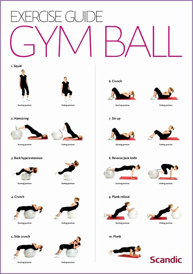 Gym Ball Workout