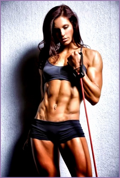Female fitness body fitness fitfam bodybuilding bodybuilding photos Pinterest