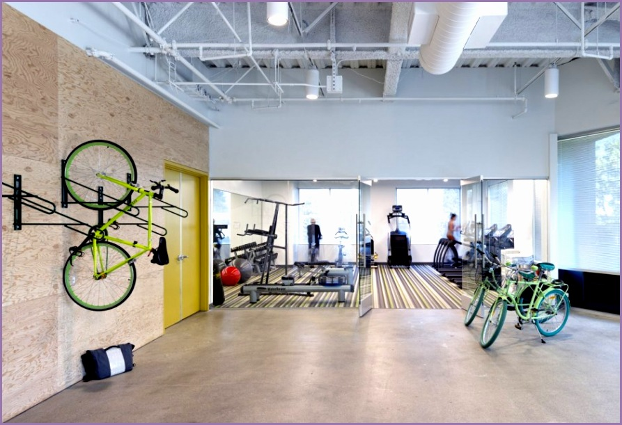 office fitness center