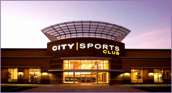 City Sports Club Exterior Fitness Center Exterior Design