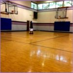 5  Fitness Connection Basketball Court
