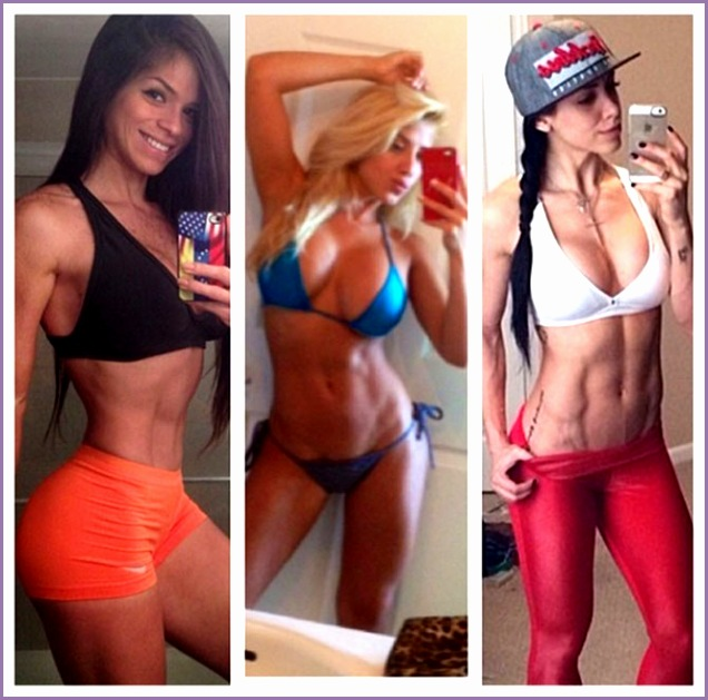 fit girls instagram selfies 1 4