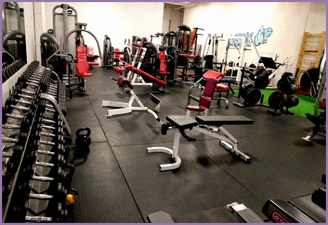 Fitness Gym Weight Room PrevNext