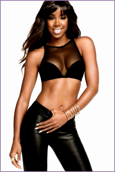 Kelly Rowland for Shape Magazine