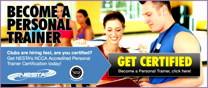 Nationally Accredited Personal Trainer Certification