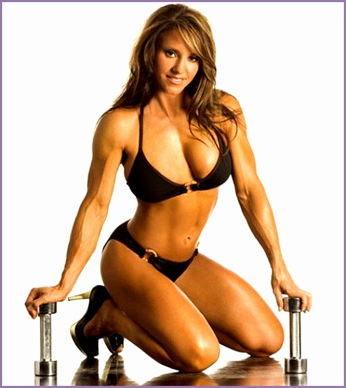 Female Fitness Models and Female Fitness petitors 8