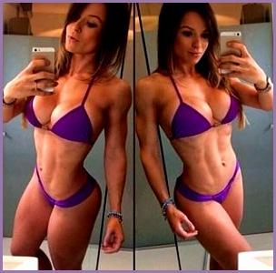 female fitness models selfies Google Search