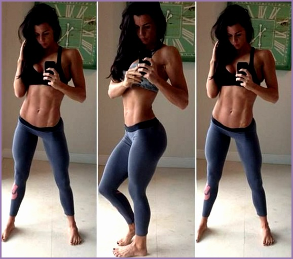 female fitness models selfies Google Search modeled Beauties on Earth Pinterest
