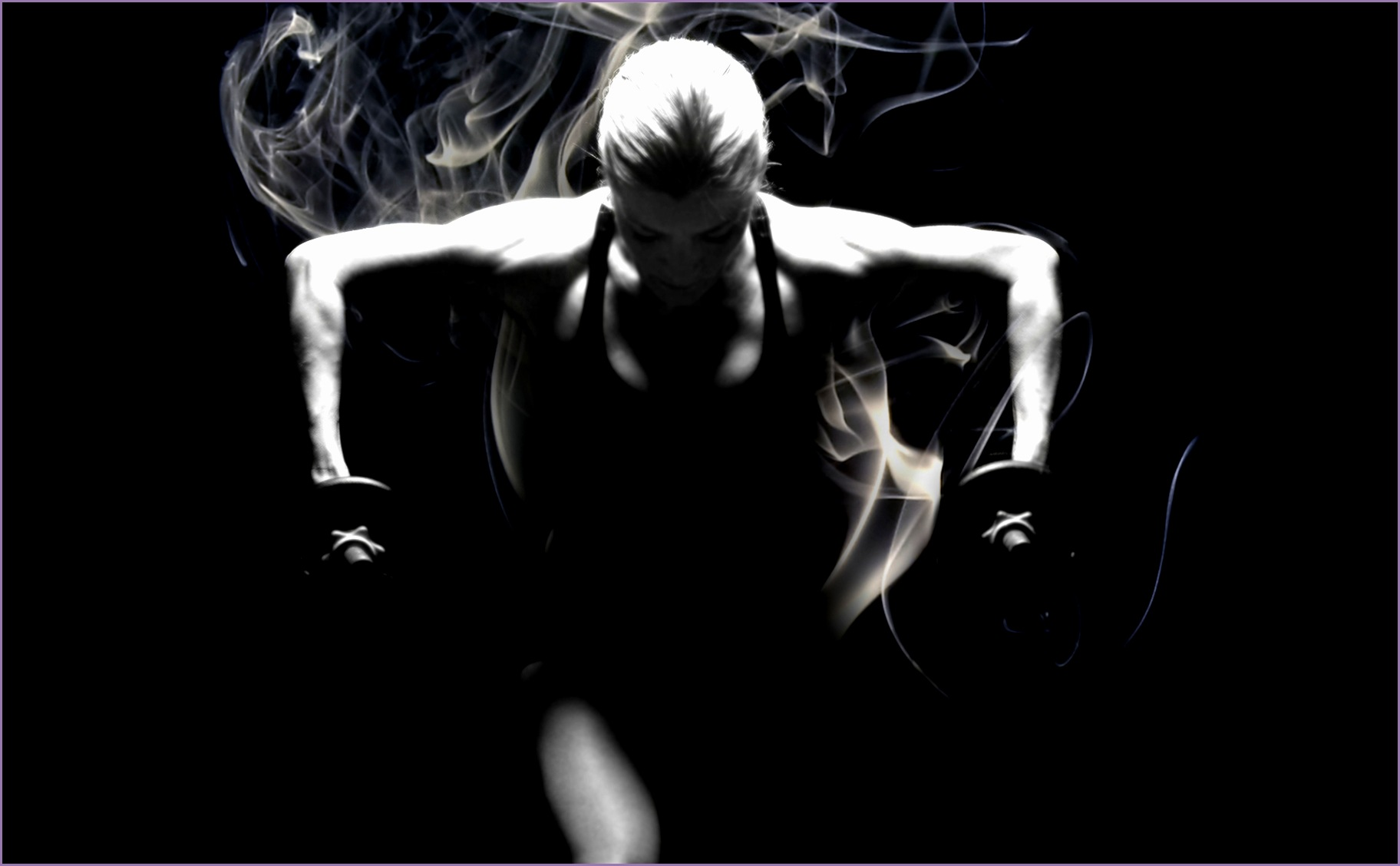 Girl Fitness Wallpapers