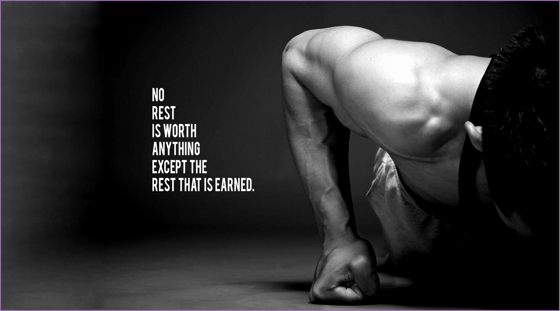 Fitness motivation men wallpaper HD